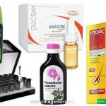 Лучшие средства против выпадения волос