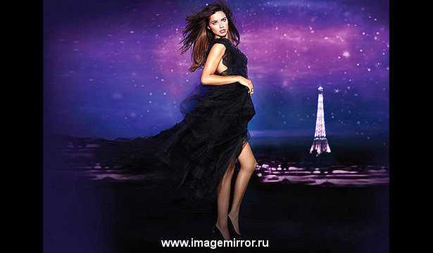 Адриана Лима стала лицом нового аромата Victoria's Secret