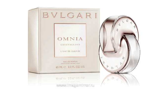 Бренд Bvlgari представил новую версию аромата Omnia Crystalline