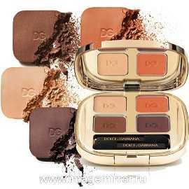 Dolce&Gabbana: коллекция косметики осень-2011