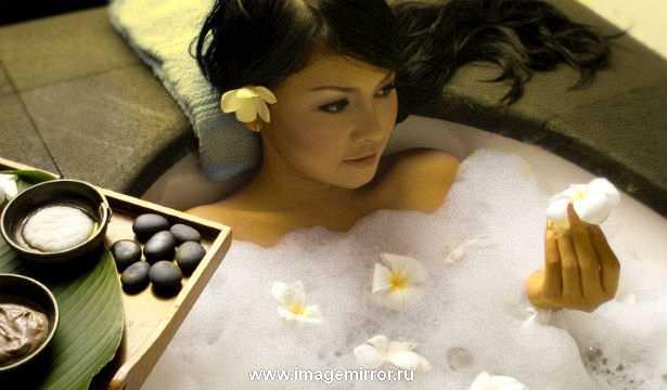 Домашние spa-процедуры против холода