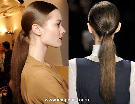 hair trendy khvosty kosoy probor i lenty 3