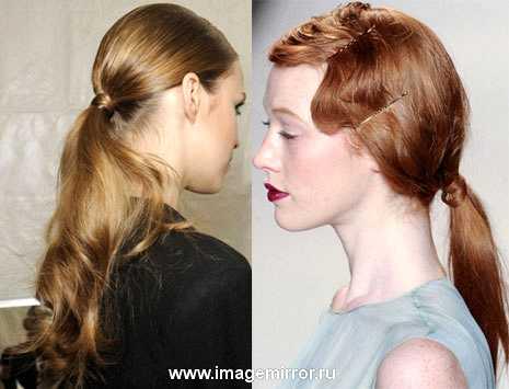 hair trendy khvosty kosoy probor i lenty 4