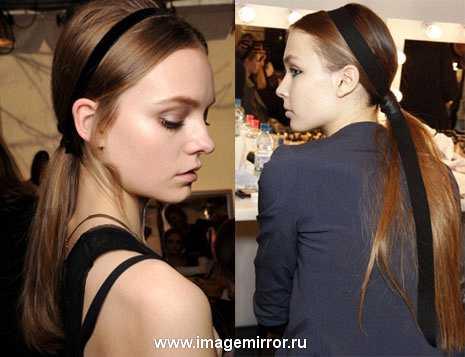 hair trendy khvosty kosoy probor i lenty 8