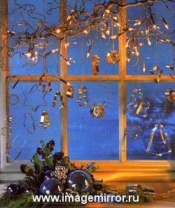 Как быть самой очаровательной в новогоднюю ночь hspace=15 src=
