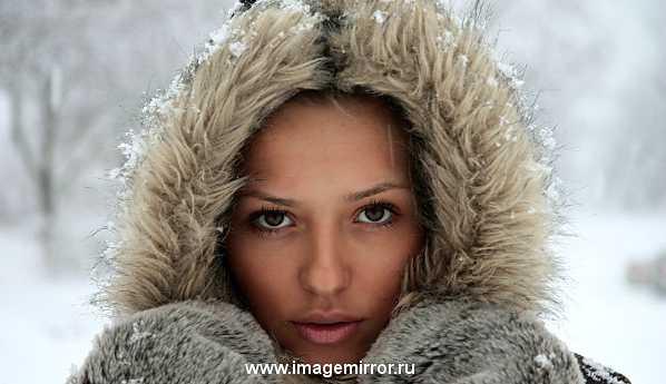 Как правильно делать макияж зимой: 5 советов