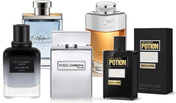 Какую парфюмерию выбрать в подарок мужчине