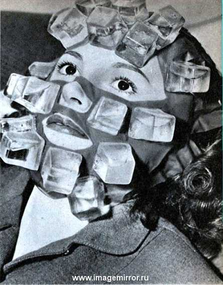Ледяная маска от Max Factor
