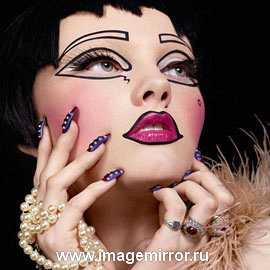 Лучшие идеи для осеннего арт-макияжа