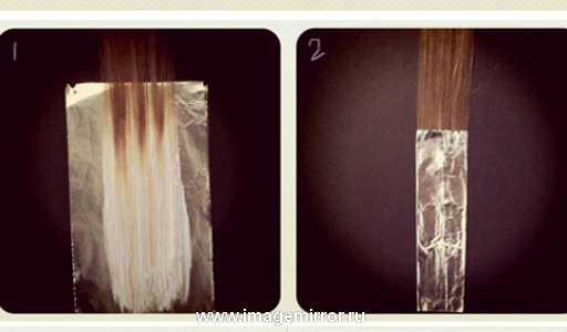 master klass okrashivanie v stile ombre hair foto 1