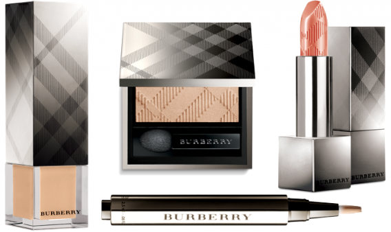 Burberry Beauty коллекция весна-лето 2012