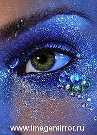 Make-up для обольщения. Брови