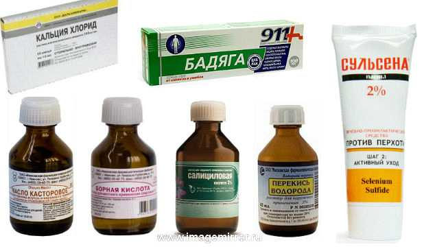 Недорогие аптечные средства для красоты