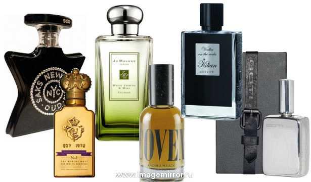 Нишевая парфюмерия: новинки 2014