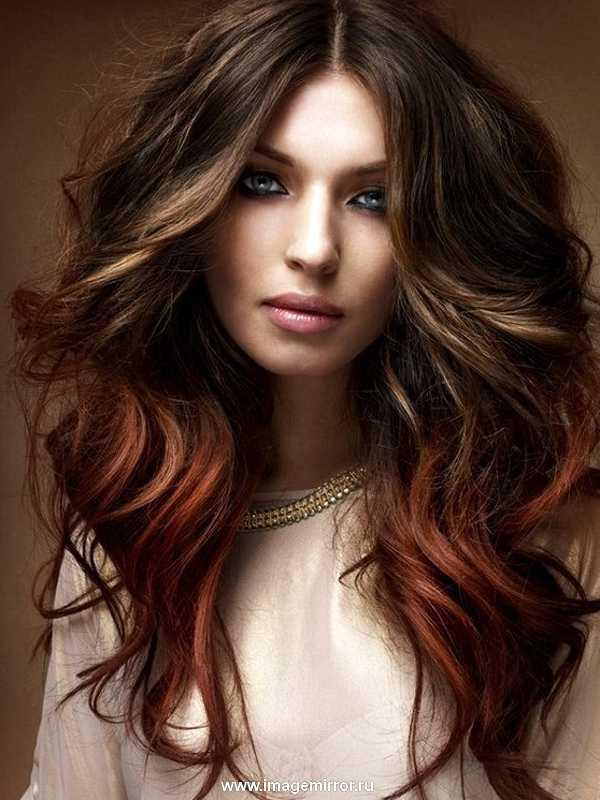 ombre hair color modnyy trend vesny 2013 v okrashivanii 0
