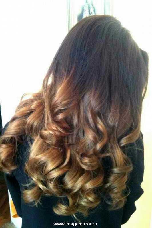 ombre hair color modnyy trend vesny 2013 v okrashivanii 5