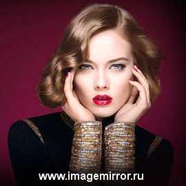 Осенняя коллекция вечернего макияжа от Chanel. ФОТО