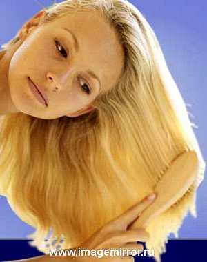 Осторожно! Окрашенные волосы