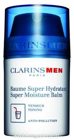 Интенсивно увлажняющий бальзам для лица от Clarins