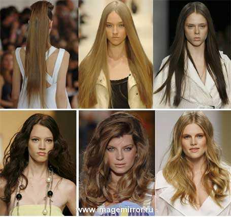 5 самых модных тенденций! Прически Весна-лето 2007.