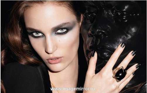 rozhdestvenskaya liniya kosmetiki ot ysl