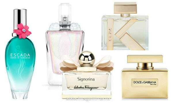 Самые ожидаемые парфюмерные новинки зимы 2013-2014