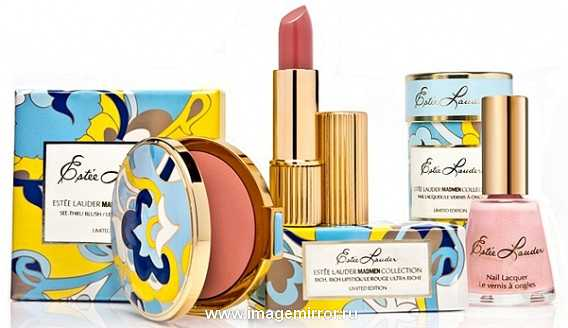 """Вторая коллекция макияжа от Estee Lauder по мотивам сериала """"Безумцы"""""""
