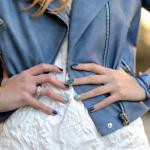 Тренд весны-2012: разноцветные ногти