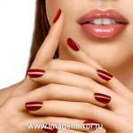 Модный маникюр 2011- короткие ногти