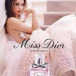 Натали Портман появилась в новой промокампании аромата Miss Dior Blooming Bouquet