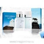 Dolce&Gabbana выпустил обновленные ароматы Light Blue