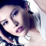 Макияж 2013 в стиле Shiseido
