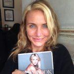 Камерон Диаз показала фотографию без макияжа