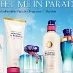 Victoria`s Secret выпустил парфюмерную коллекцию Paradise