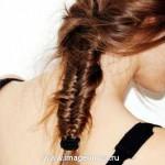 Тренд: косы «рыбий хвост»