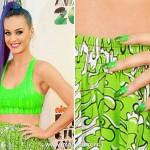 Маникюр лета 2012: модная палитра