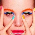 Топ 10 неоновых лаков для ногтей лета 2013
