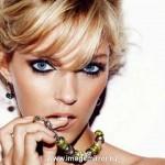 Аня Рубик — новое лицо бренда Yves Saint Laurent
