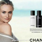 Диана Крюгер появилась в промокампании Chanel Beauty