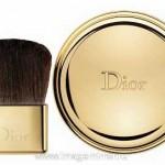 Вышла рождественская коллекция макияжа Dior Golden Winter 2013