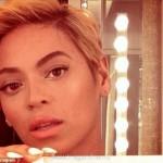 Бейонсе подстриглась «под мальчика»