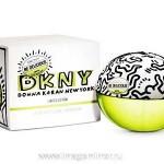 Вышла новая «художественная» коллекция парфюмов DKNY