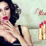 Моника Белуччи выпустила помады для Dolce&Gabbana