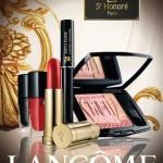 Парижский шик в новой коллекции от Lancome