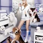 Maybelline выпустил модный календарь на 2012 год