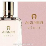 Бренд Aigner выпустит новый аромат Aigner Debut