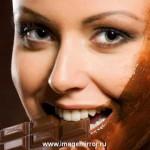 Топ 4 маски для лица из шоколада