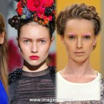 Лучшие варианты макияжа с Украинской Недели моды
