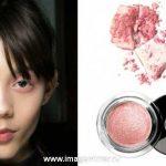 Розовые тени: особенности нанесения
