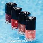 Вышла коллекция макияжа Chanel Avant-Premiere лето 2013